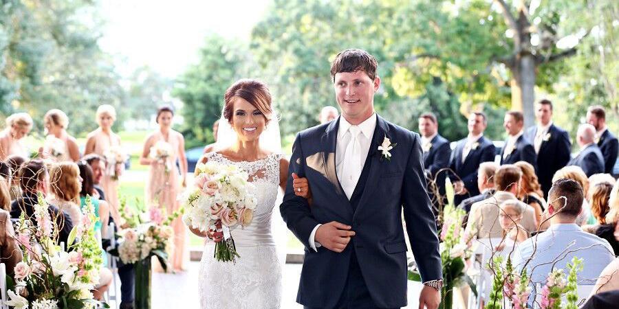 Capitol Park Museum wedding Baton Rouge