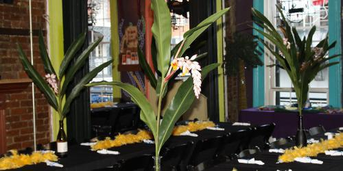The Bourbon Cowboy - Bourbons Best Balconies and French Quarter Courtyards wedding New Orleans