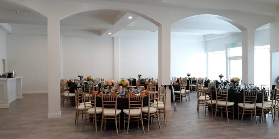 Metro  Event Center wedding Los Angeles