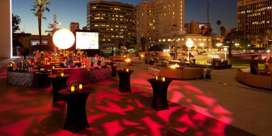 Long Beach Convention and Entertainment Center wedding Los Angeles