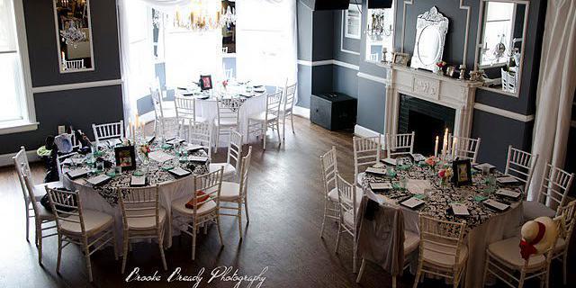 Darlington House DC wedding Washington DC