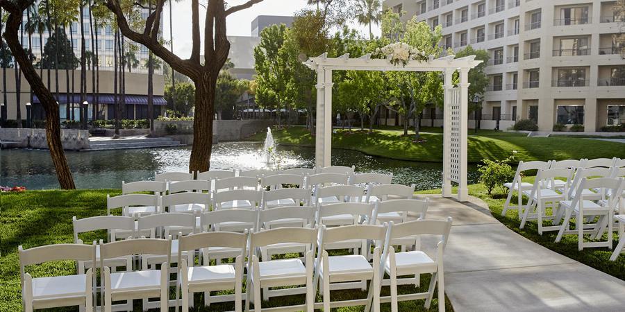 Costa Mesa Marriott wedding Orange County