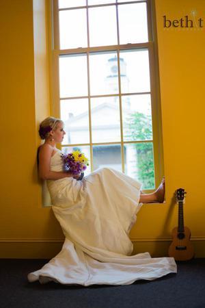 Bright Box Theater wedding Northern Virginia