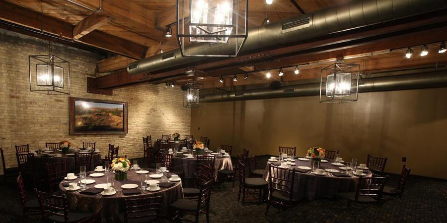 The Iron Horse Hotel wedding Milwaukee