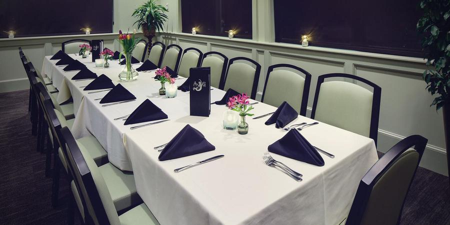 The Atlantic Grill wedding Merrimack