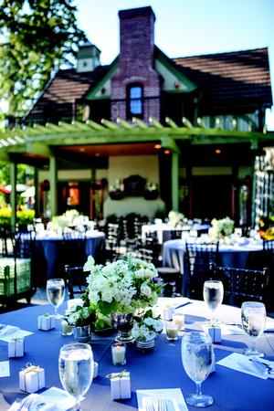 The Manor House at Pleasant Beach Village wedding Seattle