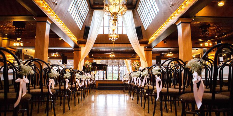 Lake Union Café - Private Event Venue wedding Seattle