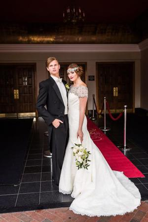 Granby Theater wedding Virginia Beach