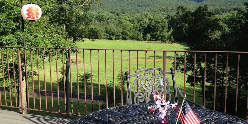 Pembroke Springs Retreat wedding Northern Virginia