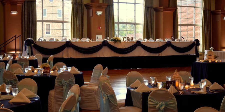 Illinois Wesleyan University wedding Central Illinois