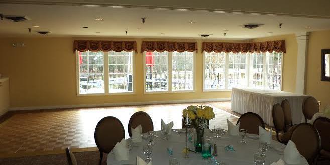 Brandermill Country Club wedding Richmond