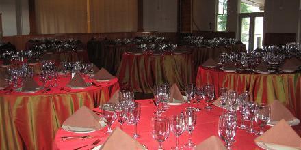 Freeland Hall wedding Everett