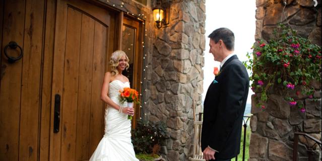 Adytum Sanctuary wedding Tacoma