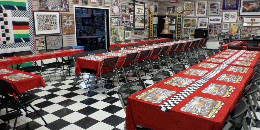 Arizona Open Wheel Racing Museum wedding Phoenix/Scottsdale