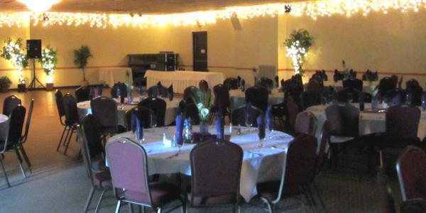 Custom Catering Center wedding Southwest Virginia