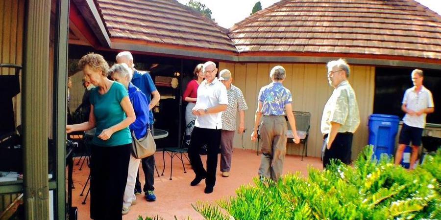 Spirit Of Life Unitarian Universalists Church wedding Tampa
