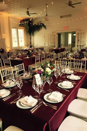 Lyon Park Community Center wedding Northern Virginia