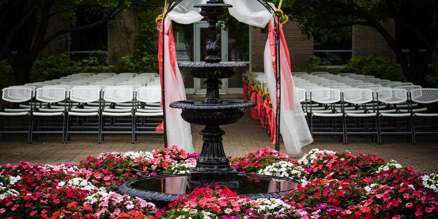 Park Central Banquet Hall wedding Chicago