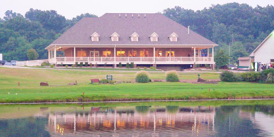Quail Crossing Golf Club wedding Southern Indiana