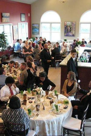 Philip Carter Winery wedding Northern Virginia