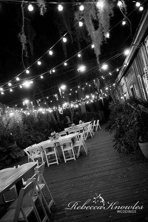 The Bay wedding Northwest Florida