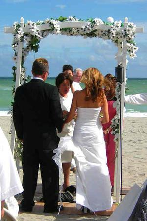 Villa Sinclair Beach Suites & Spa wedding Miami
