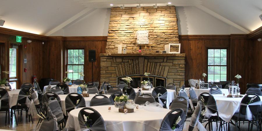 Lake Ellyn Boathouse wedding Chicago