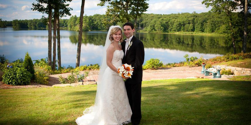 Crystal Lake Golf Club wedding Providence/Northern Rhode Island