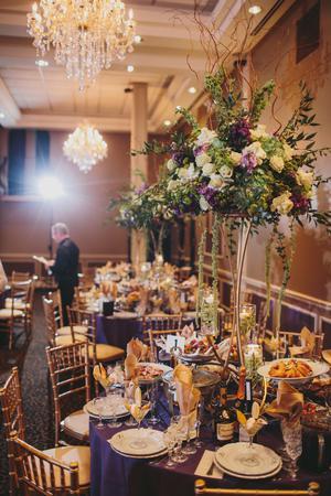 Petergof Banquet Hall wedding Chicago