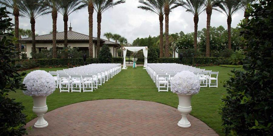 Crosswater Hall wedding Central Florida Beaches/Coast