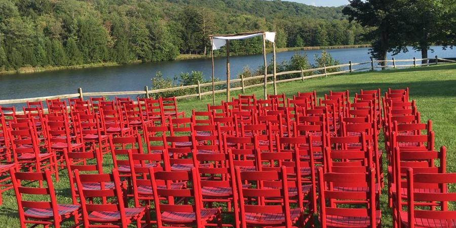 Timber Lake West Camp wedding Westchester/Hudson Valley