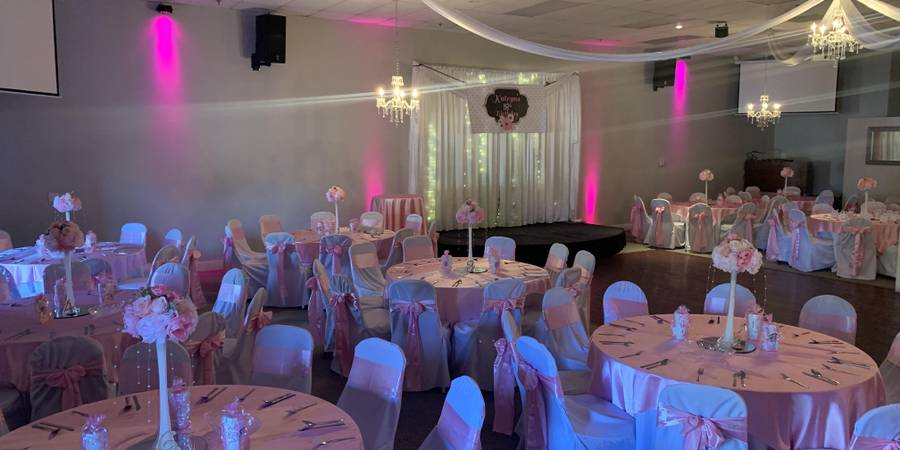 Prestige Banquet & Event Center wedding Las Vegas