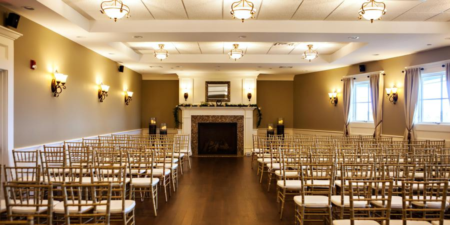 Waverly Oaks Golf Club wedding South Shore