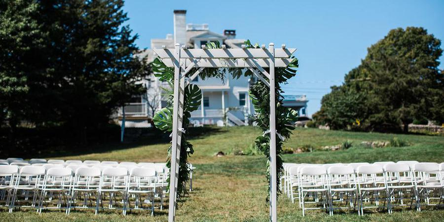 Inn At Mystic wedding New London