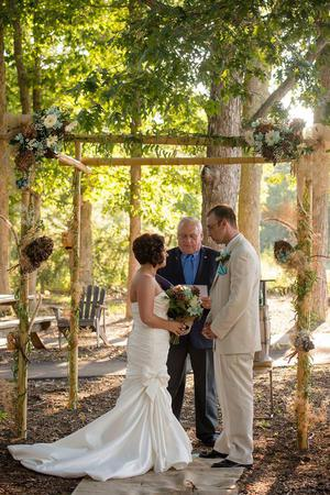 American Legion Post 129 wedding Jersey Shore