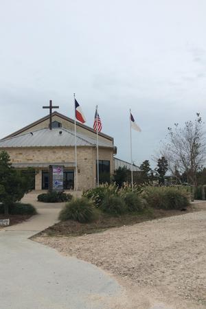 Creekside Christian Fellowship wedding Houston