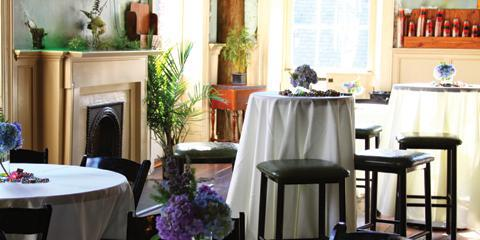 The Swamp - Bourbons Best Balconies and French Quarter Courtyards wedding New Orleans