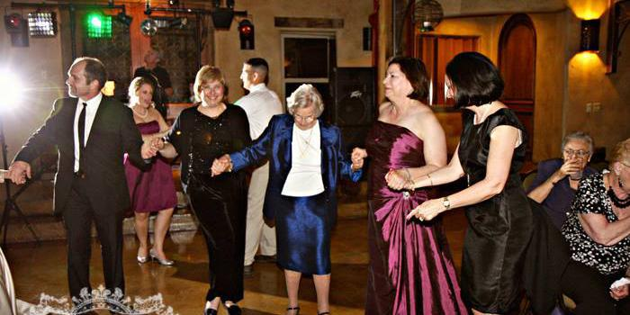 Tuscan Hall wedding Austin