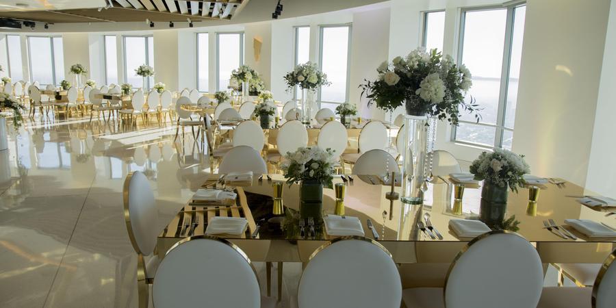 OUE Skyspace wedding Los Angeles