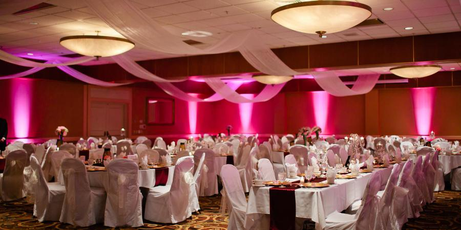 The Hotel Mead & Conference Center wedding Wausau