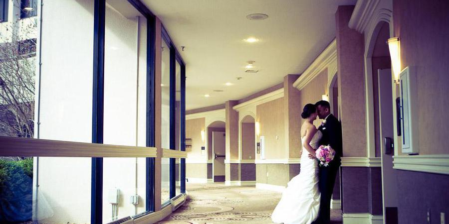 Sheraton Reston Hotel wedding Northern Virginia