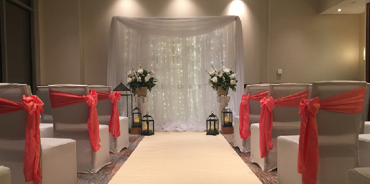 The Westin Reston Heights wedding Northern Virginia