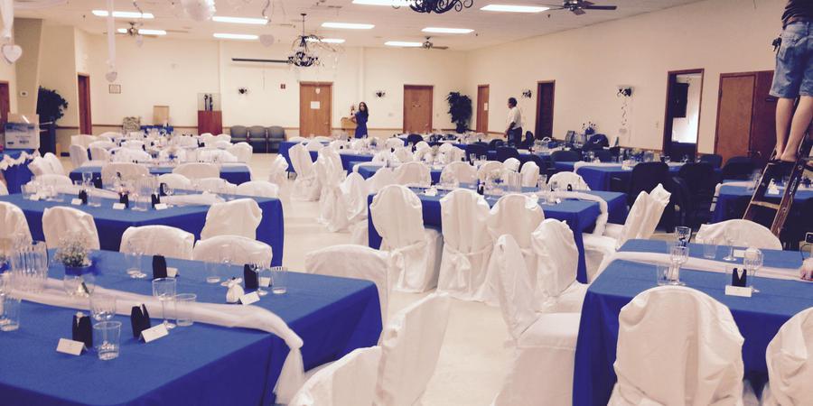 Fox Valley Community Center wedding Chicago