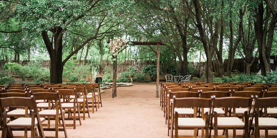 Hoffman Haus wedding Hill Country