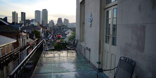 Lafitte Guest House wedding New Orleans