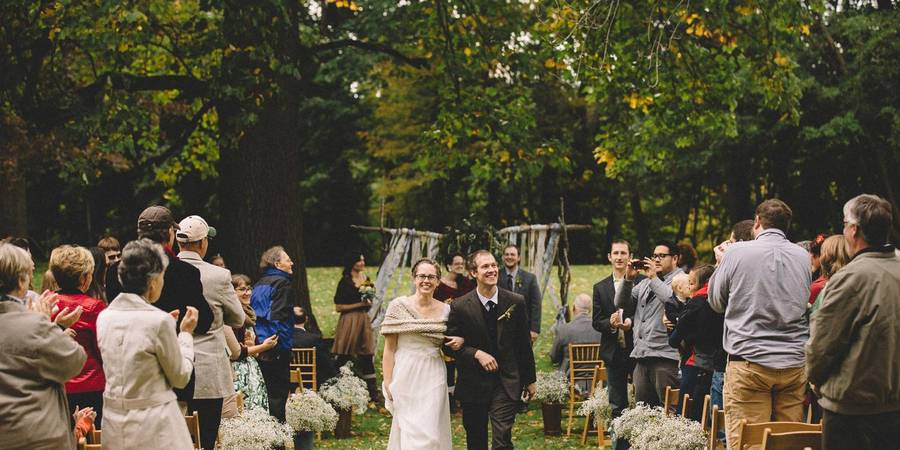 Hines Hill Campus wedding Cleveland