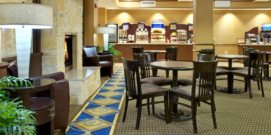 Holiday Inn Express Suites Houston Energy Corridor W Oaks wedding Houston