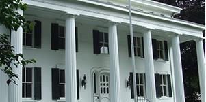 The Burr Homestead wedding Greater Bridgeport