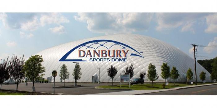 Danbury Sports Dome wedding Litchfield