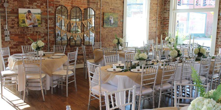 The Event Station wedding Atlanta